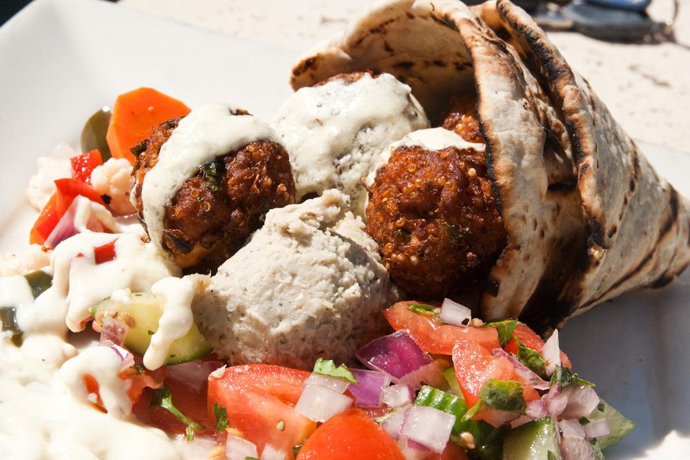 Falafel   Fotografía de stevendepolo