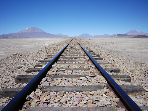 linea chile-bolivia by frostis