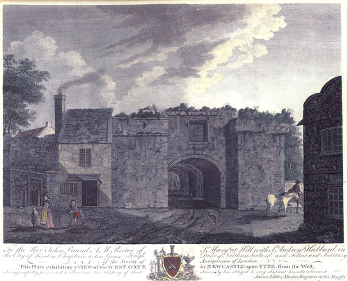 The West Gate (Newcastle Libraries)