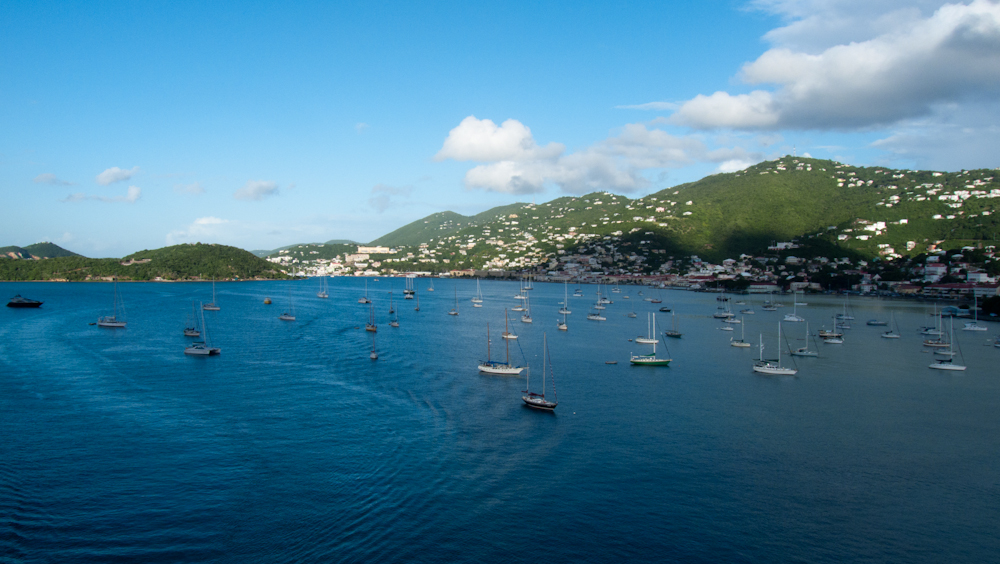 Ruby Princess; Day 4: Saint-Thomas
