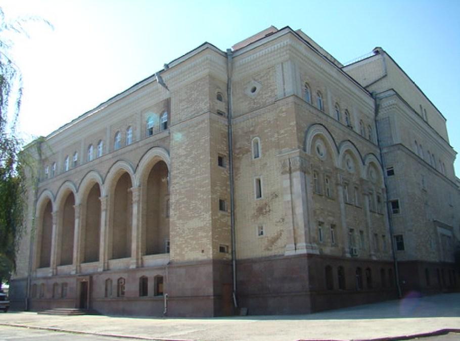 Tashkent Teatro de la Opera 08 Uzbekistan