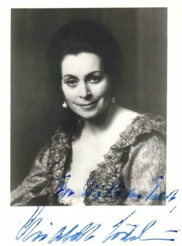 Elisabeth Söderström - C.G. Sept 1976