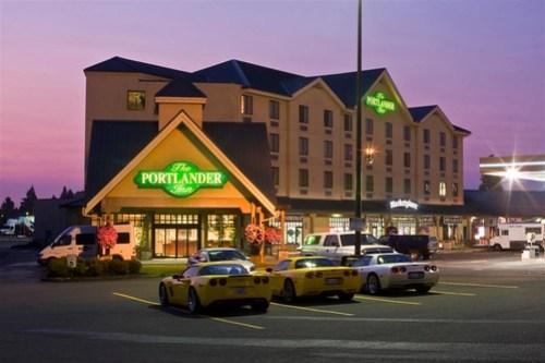 Portlander Inn and MarketPlace