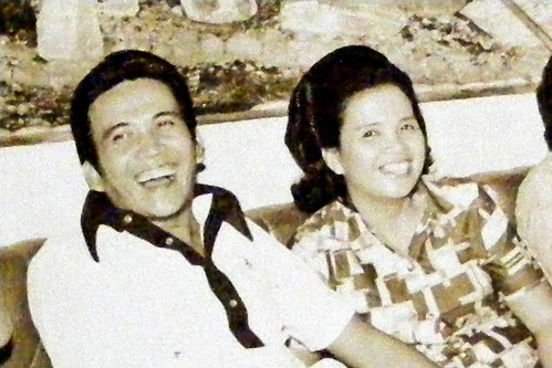 My Parents, Isaac and Naida Tolentino in the 70s