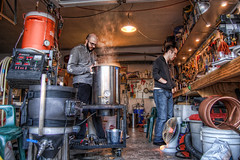 Brewing with JP and Stanley