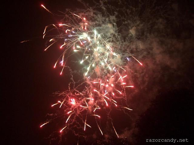 5 Fireworks  031107