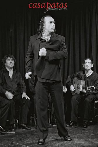 Alejandro Granados fotografiado por Martín Guerrero