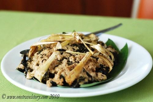 Waway's Resto: Pinangat
