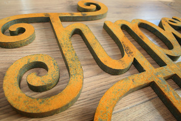 typography steel 2