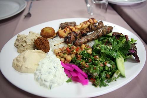 Tiba's Lebanese Food