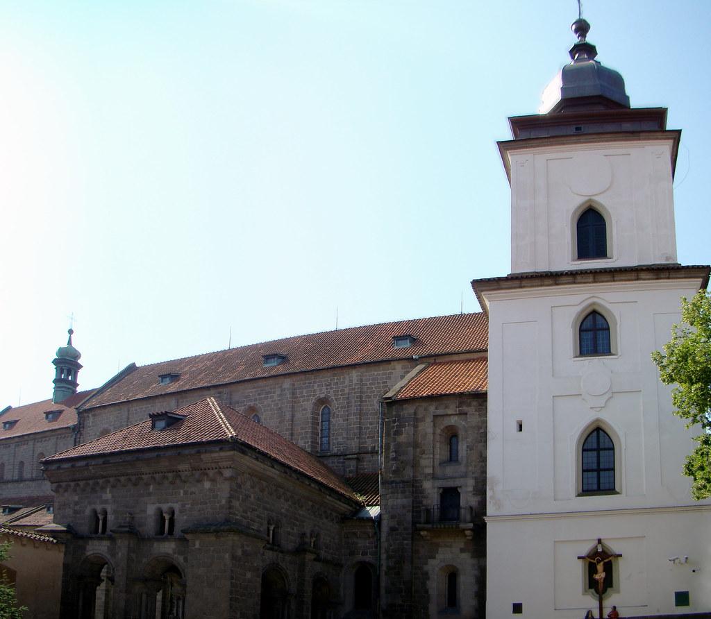 Basilica San Procopio Trebic Chequia 02