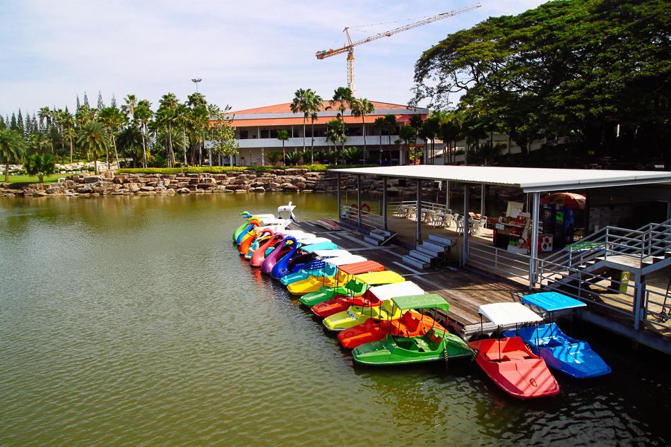 Floating Oasis, Nong Nooch Tropical Garden, Pattaya