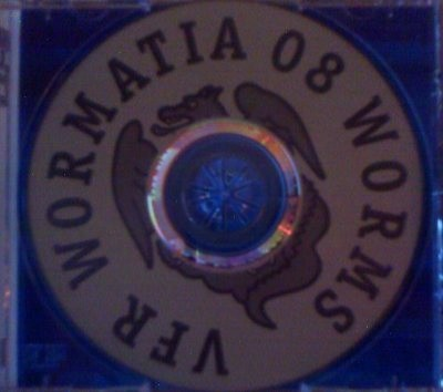 Wornmatia CD Cover