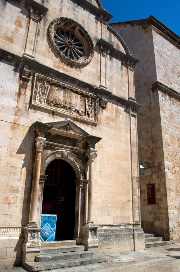 Церковь святого Спаса, Дубровник, Хорватия