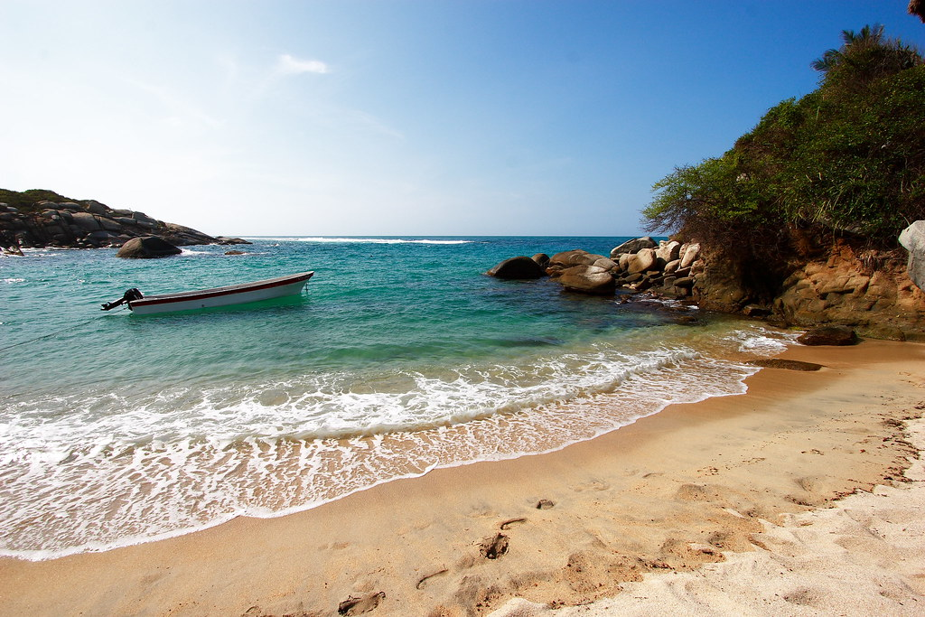 Cabo San Juan Beach - Tayrona National Park