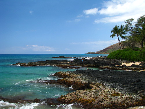 Secret Cove (Pa'ako Beach), Maui