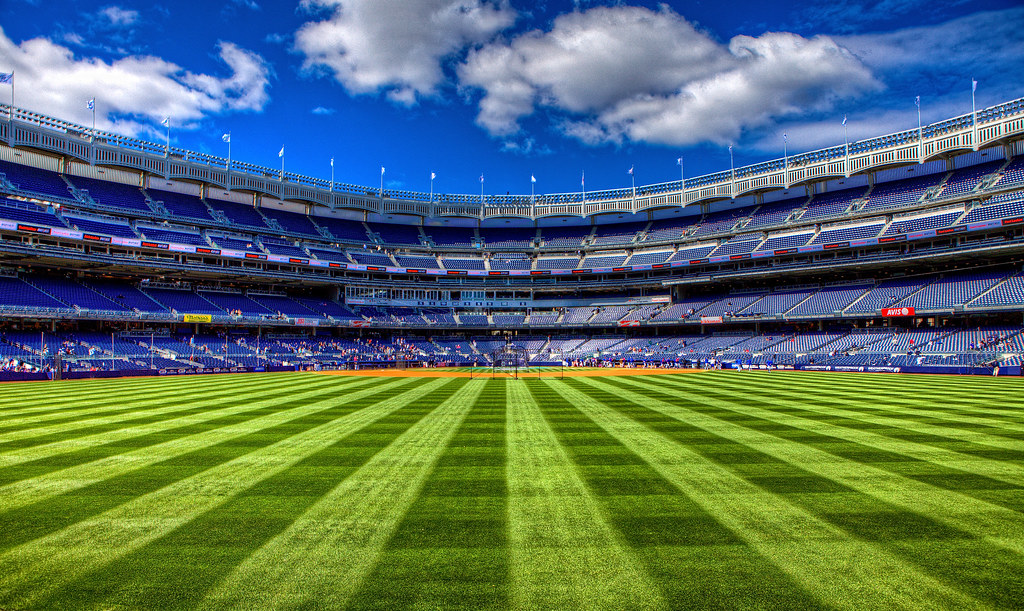 Yankee Stadium - Dead Center