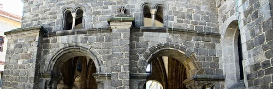 Basilica San Procopio Trebic Chequia 08