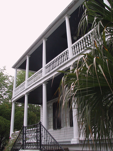 Beaufort SC - double verandah by gnawledge wurker