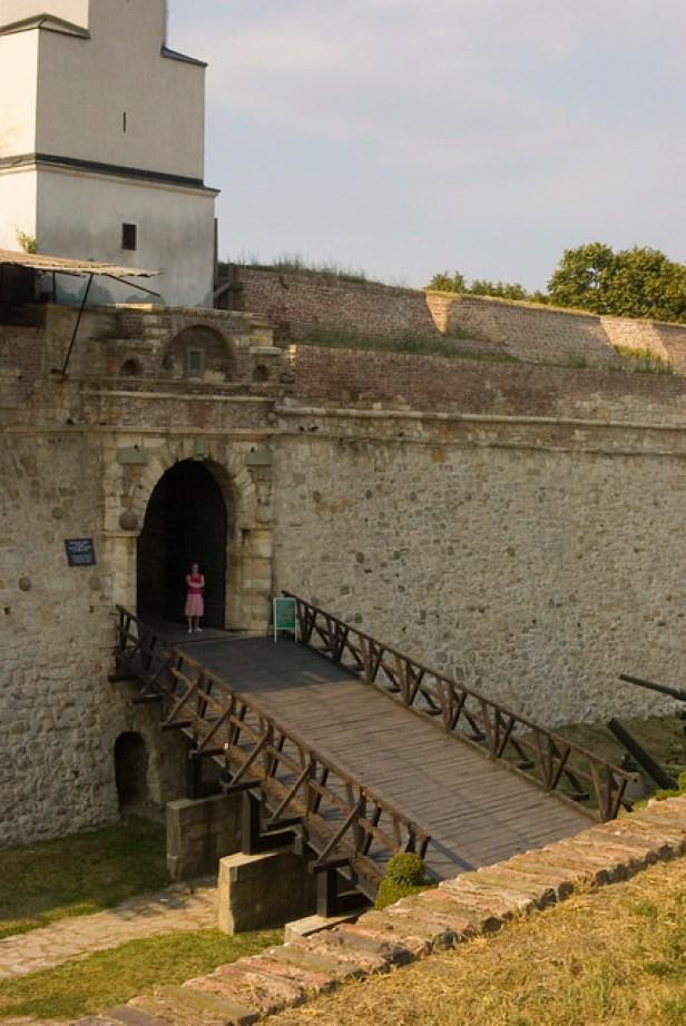 Белградская крепость, Сербия
