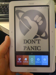 nook: Don't Panic