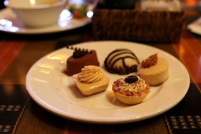 Boma Desserts at Disney Animal Kingdom Lodge Restaurants