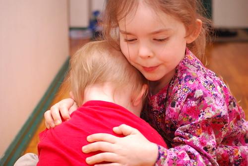 11/365  -  Sibling Love