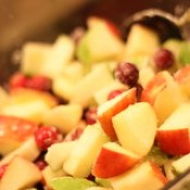 Cran-Apple Crisp (Tuesdays with Dorie)