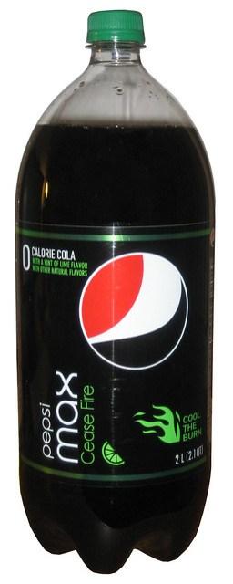 Pepsi Max Cease Fire