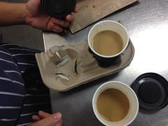 Nude Espresso, near Brick Lane