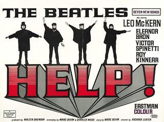 Help British Quad Poster 02