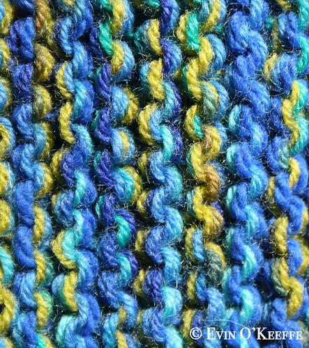 Squishy Garter Stitch Easy Baby Blanket Knitting Pattern (3/3)