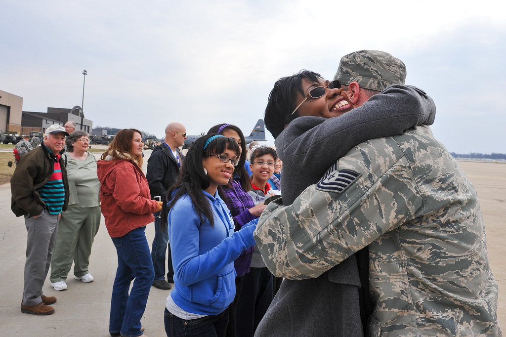 31 Airmen of the 135th Airlift Squadron Return from Afghanistan