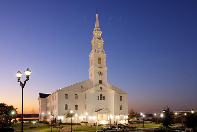 Dallas Baptist University Flickr Photo Sharing