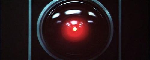 "1968- ""2001""  - Hal's eye"