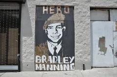 Hero, Bradley Manning