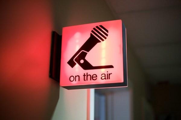 Inside the News 1130 Newsroom