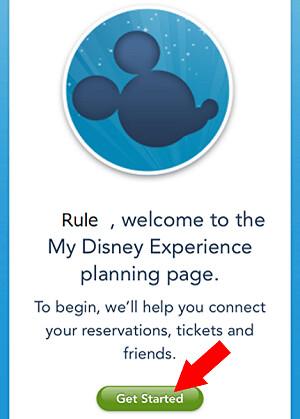 170215 My Disney Experienceリンク作業2