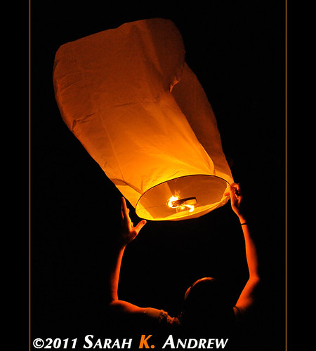 Cathy and the wish lantern