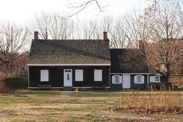Dutch Colonial Flemish Farmhouse