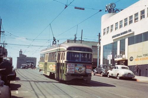 SDER Streetcar - Downtown