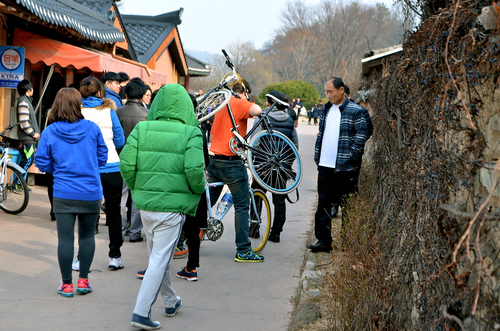 Gyeongju Bicycle Day 03