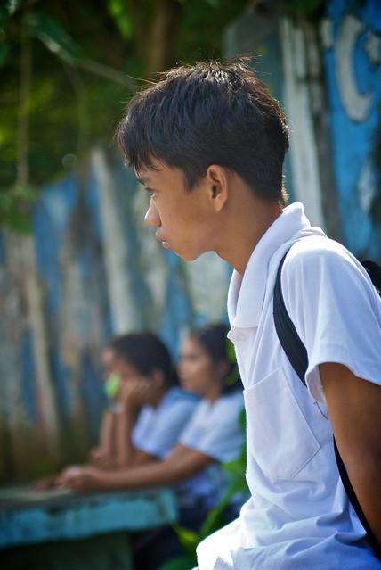 Philippines Public School Teen
