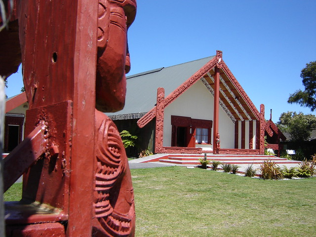 Maori Meeting House