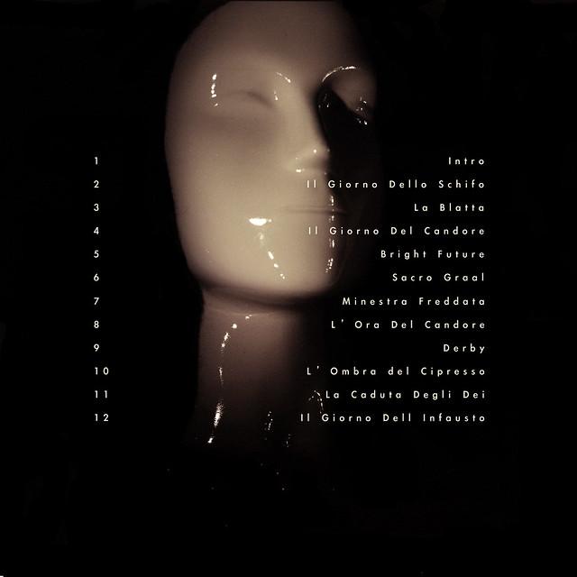 Derek Dick Decio - Cubo di Bamba (retro)