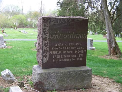 Lyman McAdams