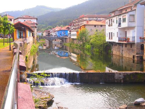 Rio y Puente