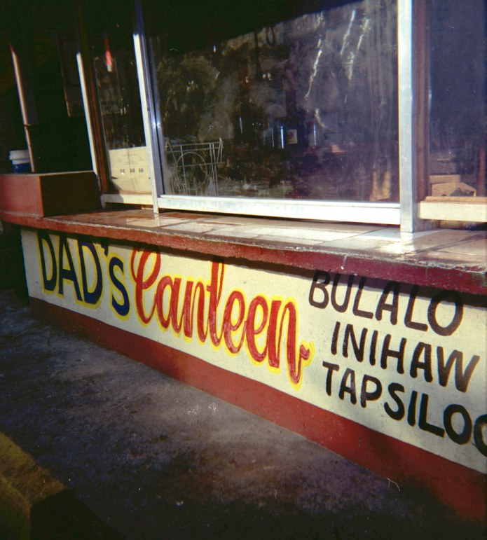 dad's canteen