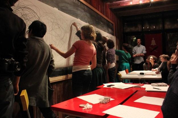 Trade School Drawing Workshop