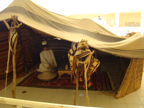 Etnografia Museo Leptis Magna Libia 05